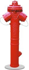 1990 - tűzcsap