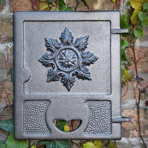 Kandalló ajtó