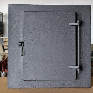 Bálakazán ajtó+keret