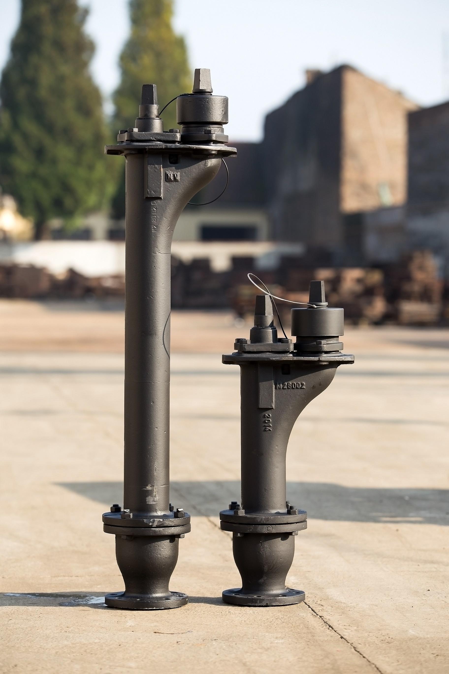 Underground Fire Hydrant Moh 225 Csi Vas 246 Nt 246 De