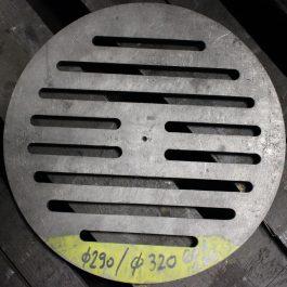 Körrostély (átmérő 32 cm)